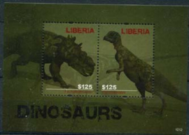 Liberia, michel blok 627, xx