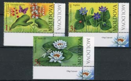 Moldavie, michel 616/18, xx