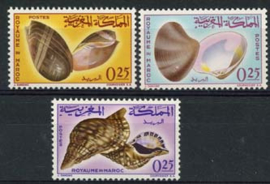 Marokko, michel 550/52, xx