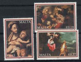Malta, michel 1654/56, xx