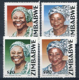 Zimbabwe, michel 736/39, xx