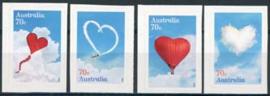 Australie, michel 4260/63, xx