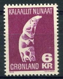 Groenland, michel 111, xx