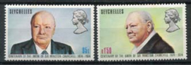 Seychelles, michel 326/27, xx