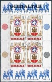 Gibraltar, mcihel blok 2, o