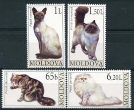 Moldavie, michel 586/89 , xx