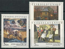 Tsjechoslowakije, michel 3025/27, xx