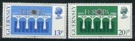 Guernsey, michel 286/87, xx
