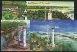 Sri Lanka, set vuurtorens, xx