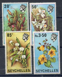 Seychelles, michel 282/85, xx