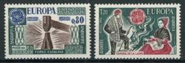 Andorra Fr., michel 274/75, xx