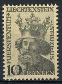 Liechtenstein, michel 247, xx