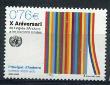 Andorra Sp., michel 303, xx