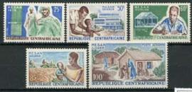 Centrafricain, michel 83/87, xx