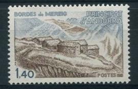 Andorra Fr., michel 312, xx