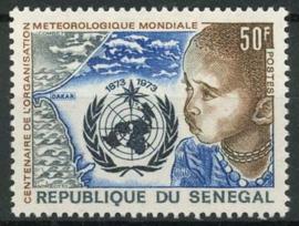 Senegal, michel 533, xx