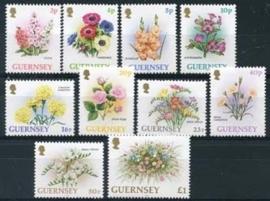 Guernsey, michel 557/66 , xx