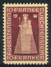 Liechtenstein, michel 197, xx
