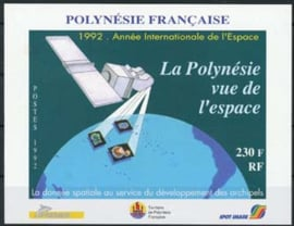 Polynesie, michel blok 19, xx