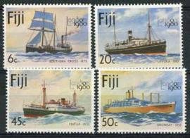 Fiji, michel 420/23, xx