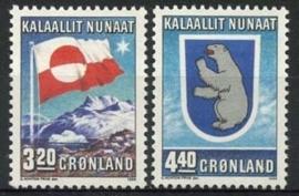 Groenland, michel 195/96, xx