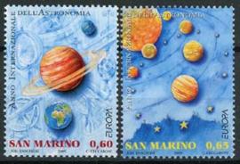 San Marino, michel 2383/84, xx