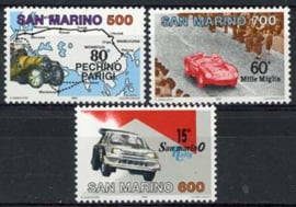 S.Marino, michel 1356/58, xx