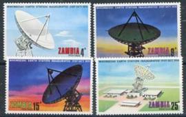 Zambia, michel 137/40, xx