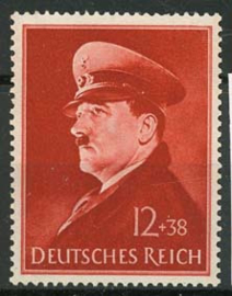 Duitse Rijk, michel 772, xx
