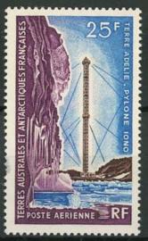 Antarctica Fr., michel 37, xx
