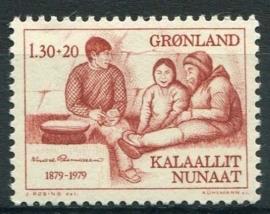 Groenland, michel 116, xx