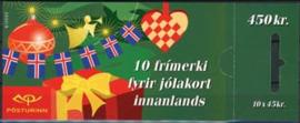 IJsland, michel MH met 1049/50, xx