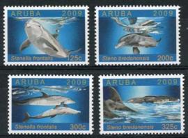 Aruba, nvph 427/30, xx