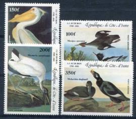 Ivoorkust, michel 853/56, xx