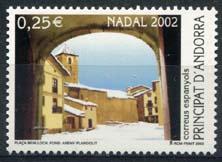 Andorra Sp., michel 295, xx