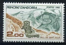 Andorra Fr., michel 359, xx