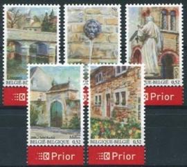 Belgie, obp 3541/45 , xx