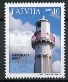 Letland, michel 699 A, xx