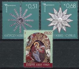 Cyprus, michel 1223/25, xx