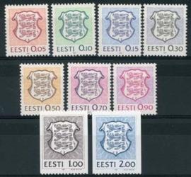 Estland, michel 165/73 , xx