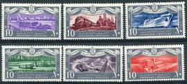Egypte , michel 563/68, xx