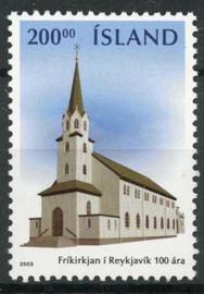 IJsland, michel 1033, xx