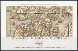 IJsland, michel blok 11, xx