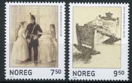 Noorwegen, michel 1520/21, xx