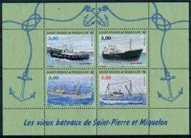 St.Pierre, michel blok 4, xx