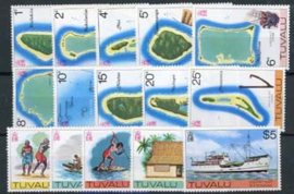 Tuvalu, michel 23/37, xx