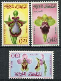 Marokko, michel 556/58, xx