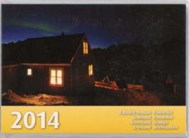 Groenland, officiele jaarset 2014