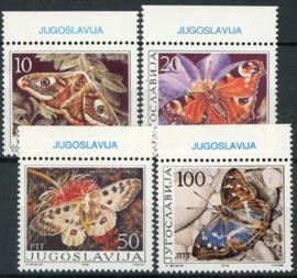 Joegoslavie, michel 2171/74, xx