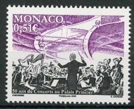 Monaco , michel 2941 , xx